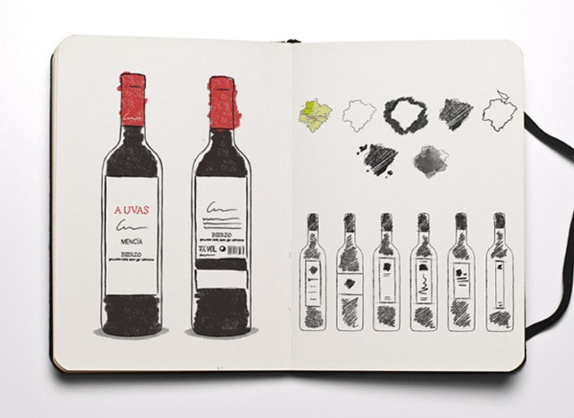 A uvas | Branding 5