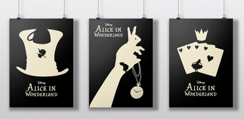 Alice in Wonderland | Posters -1