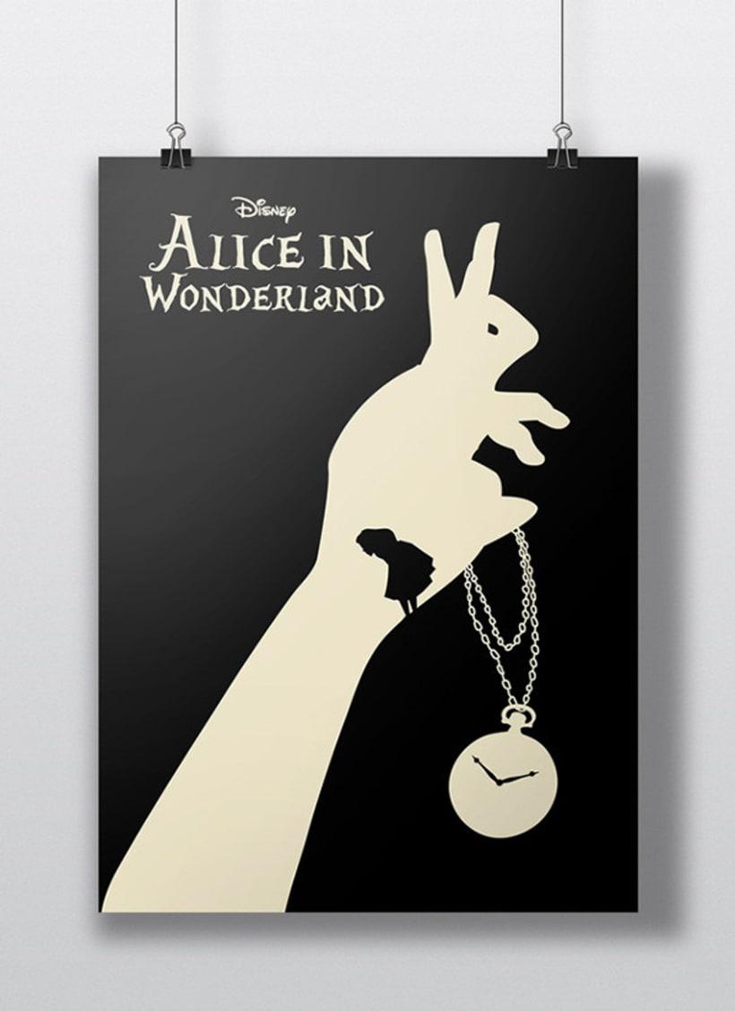 Alice in Wonderland | Posters 2