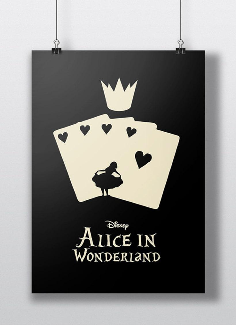 Alice in Wonderland | Posters 4