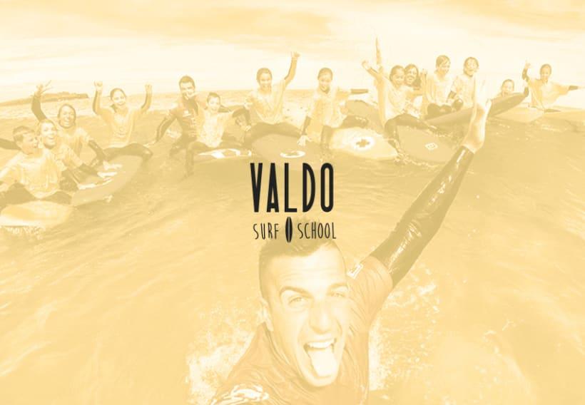 Valdo Surf School 1