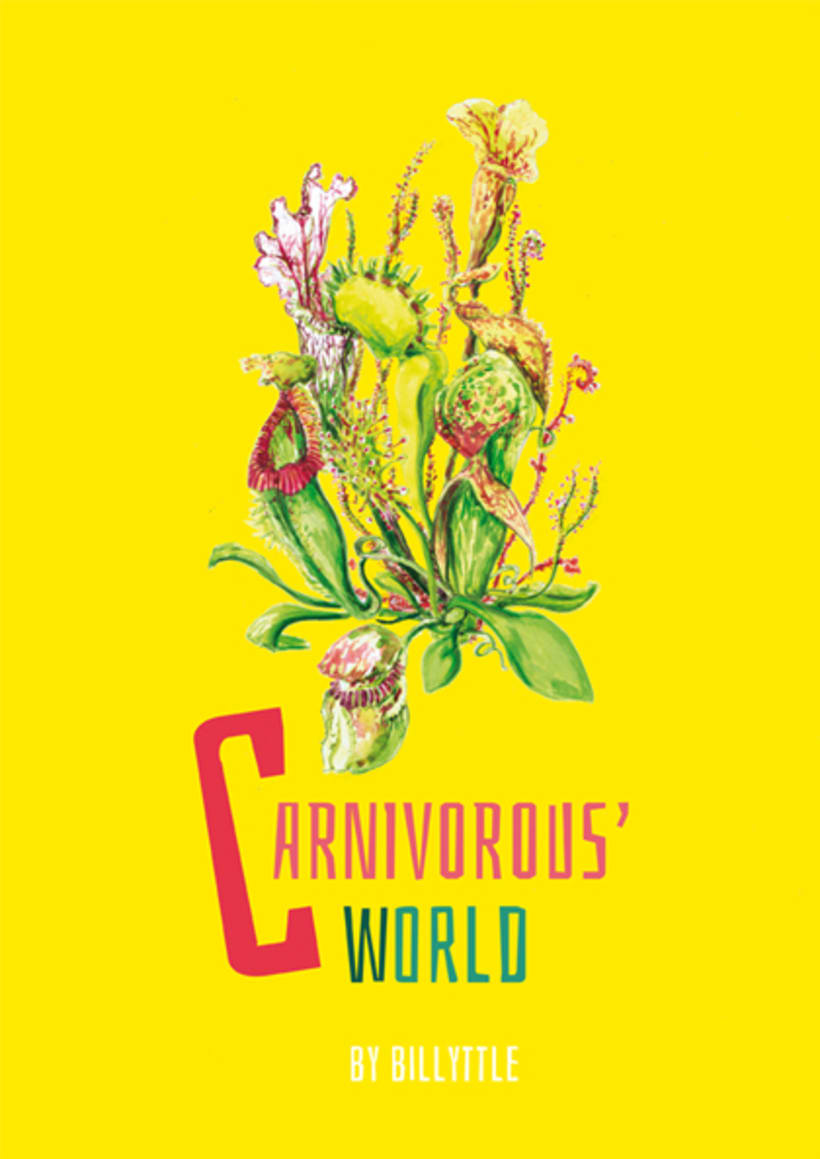 CARNIVOROUS' WORLD 1