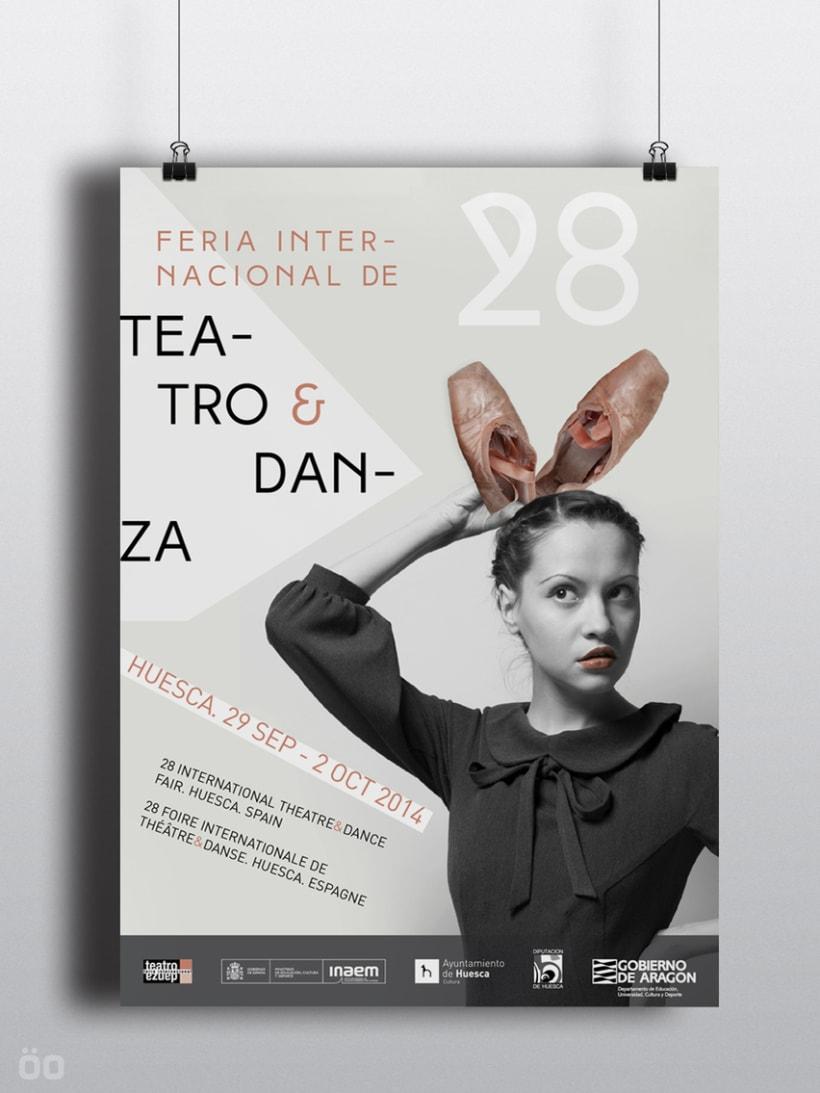 28 Feria Internacional de Teatro y Danza de Huesca 4