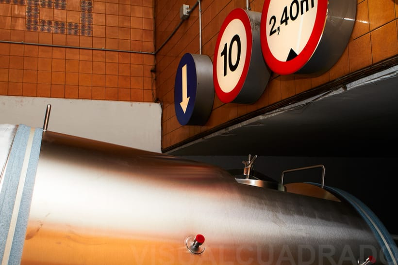 Fotografía Industrial. Moritz 0