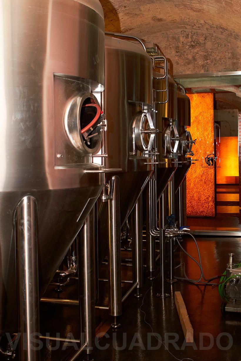 Fotografía Industrial. Moritz 5