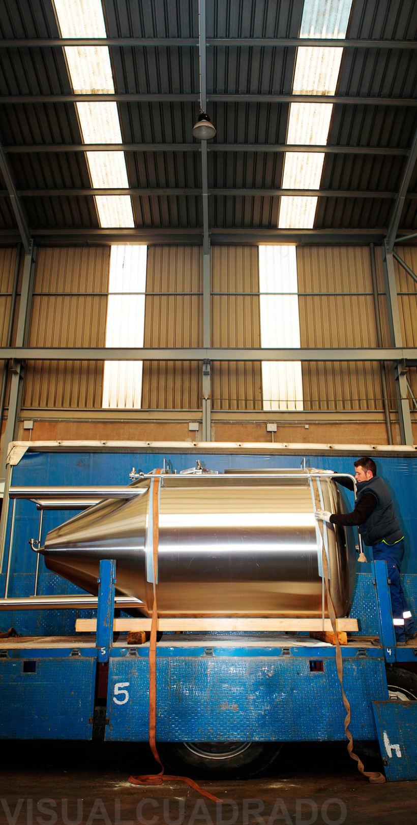 Fotografía Industrial. Moritz 6