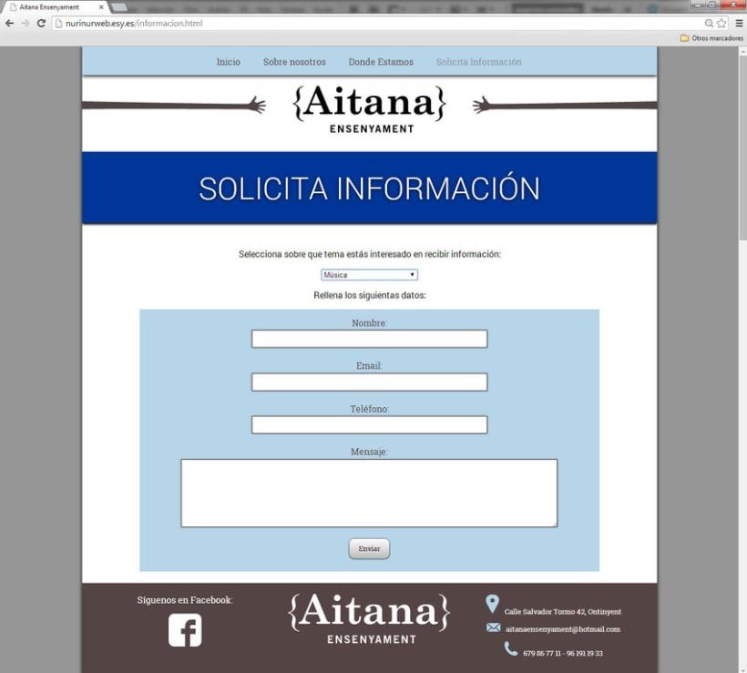 Web Aitana Ensenyament 3