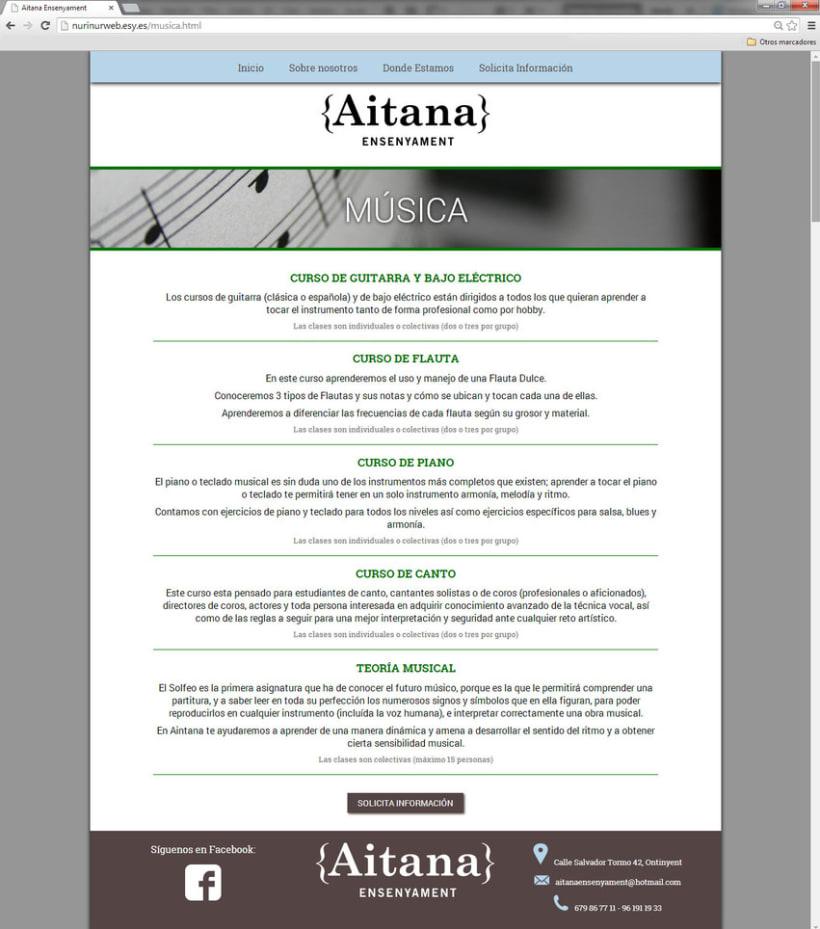 Web Aitana Ensenyament 5