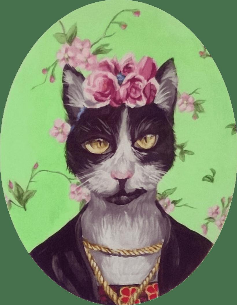Pet Portraits 1