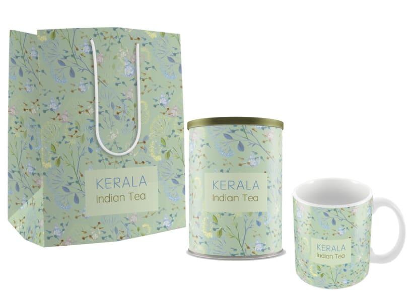 KERALA Indian Tea 11