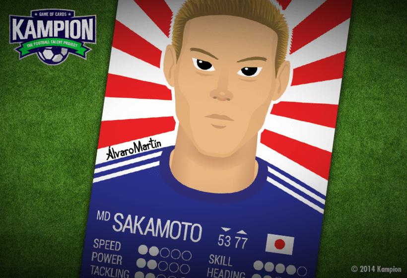 Honda - Kampion Card Game 2