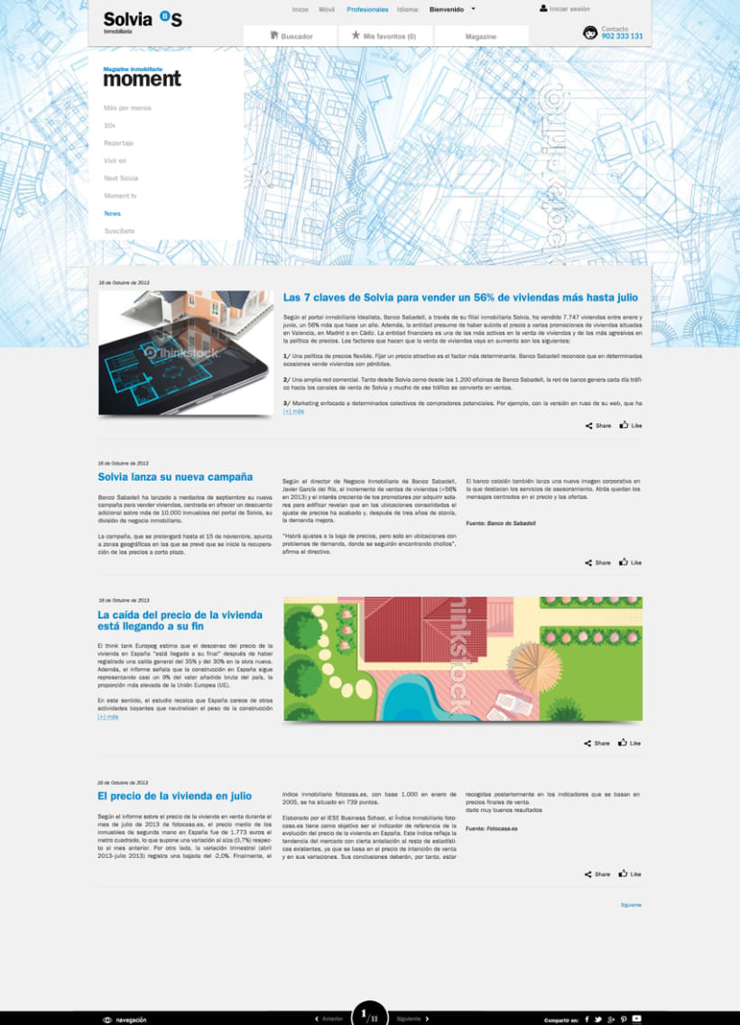 "Revista ""Moment"" online + Newsletter 4"