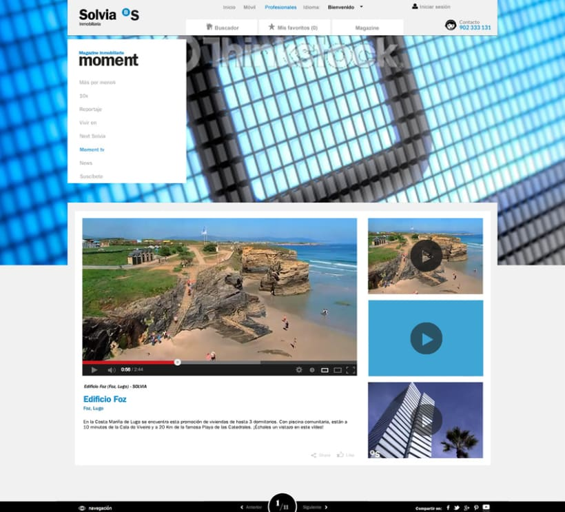 "Revista ""Moment"" online + Newsletter 5"