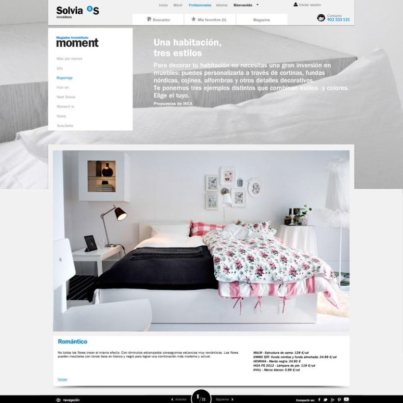 "Revista ""Moment"" online + Newsletter 2"