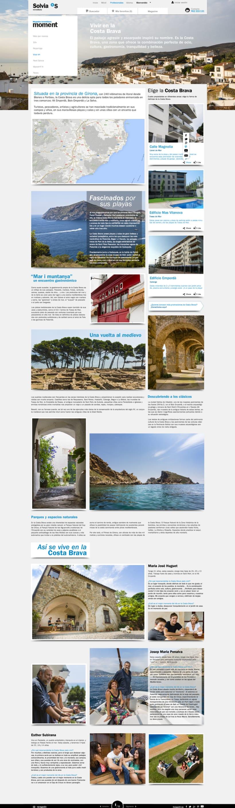 "Revista ""Moment"" online + Newsletter 3"