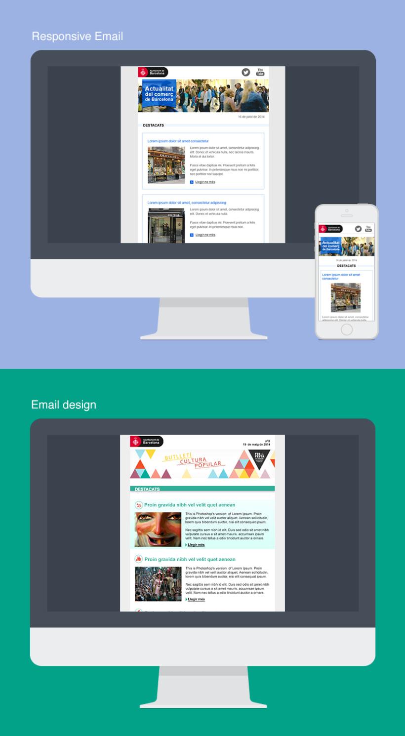 E-mail Design 0