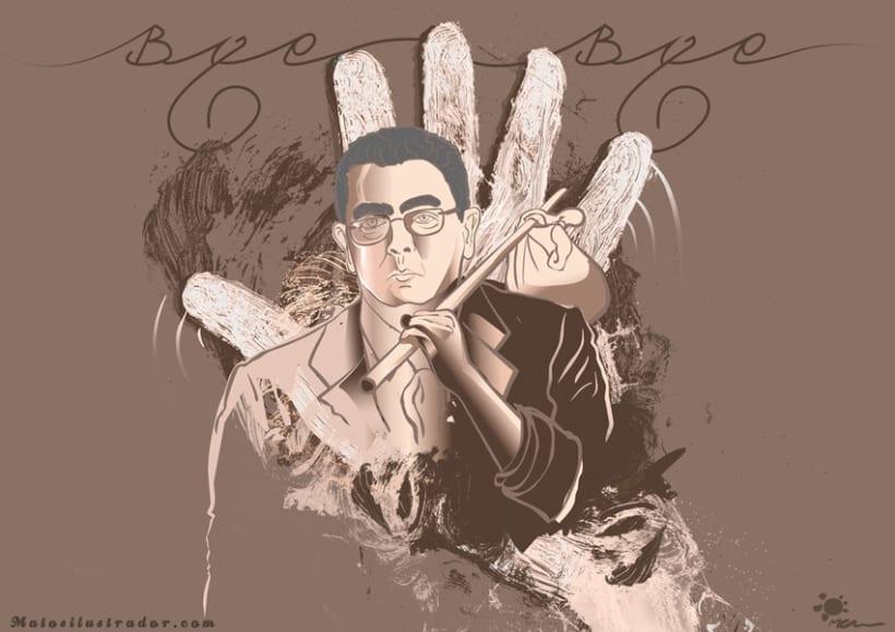 bye-bye Gallardón-http://matosilustrador.com 0