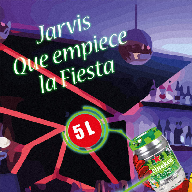 Iron Man Heineken 3