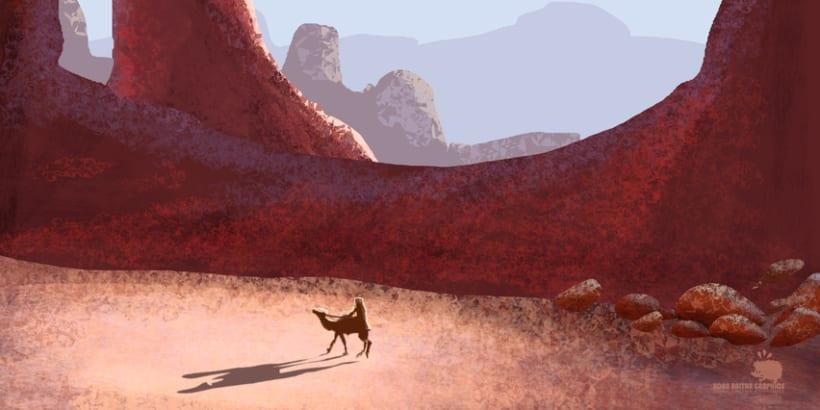 Speedpaint, ilustraciones en 30 min. 12