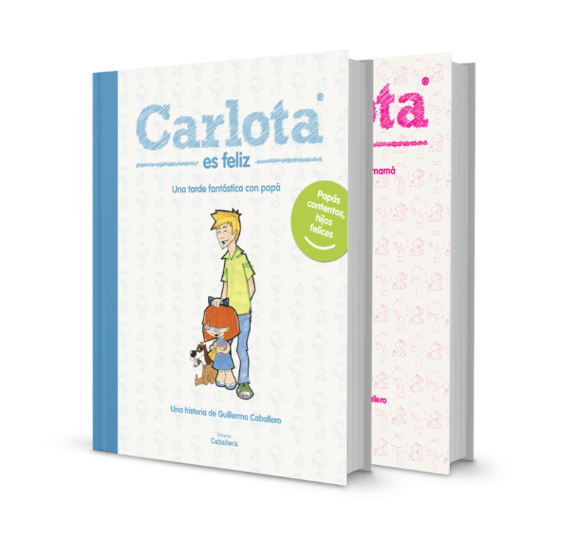 Carlota es feliz (Editorial Caballera) 2