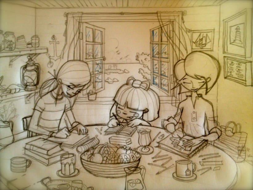 Carlota es feliz (Editorial Caballera) 7
