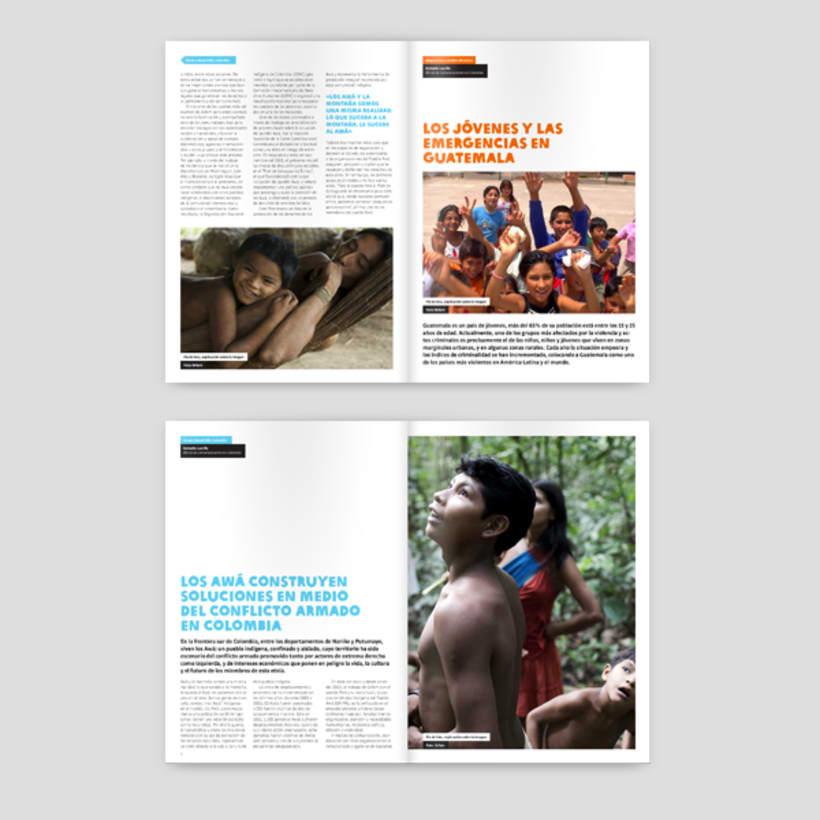 OX, La revista de Oxfam 1