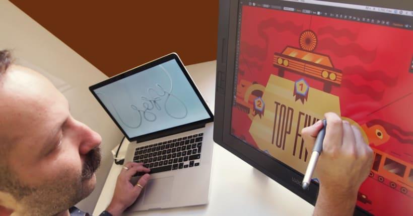 Entrevista a Relajaelcoco -  Infografistas y diseñadores gráficos 9