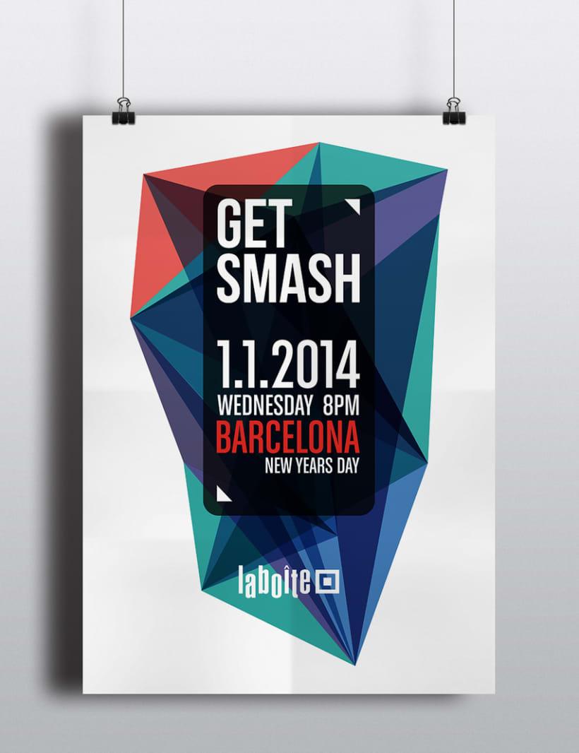 Get Smash Event nº1 2