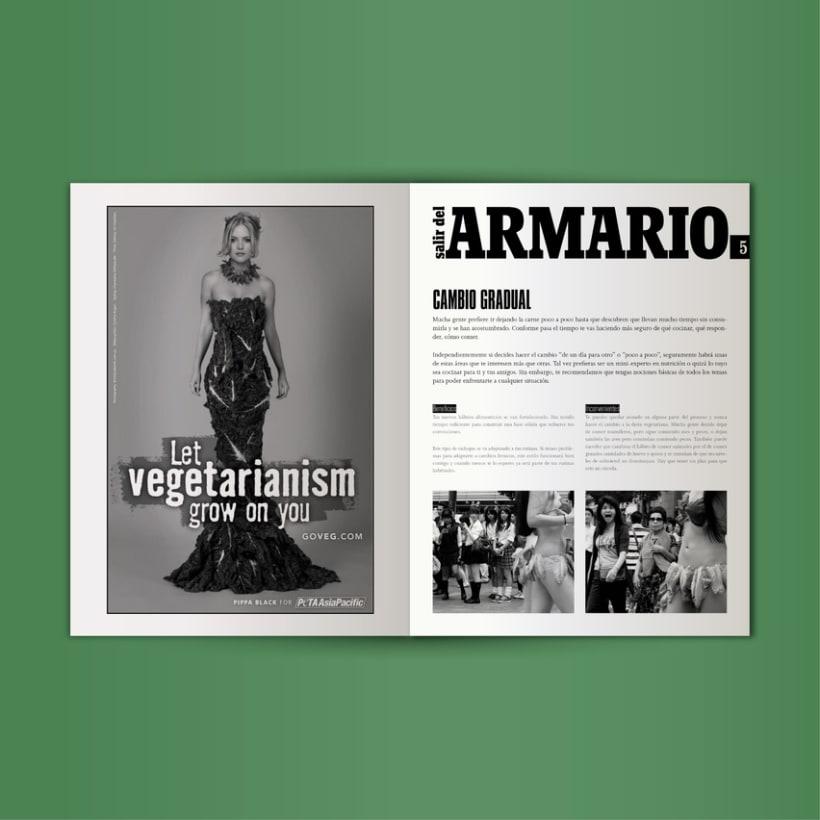 """Comehierba"" Magazine 2"