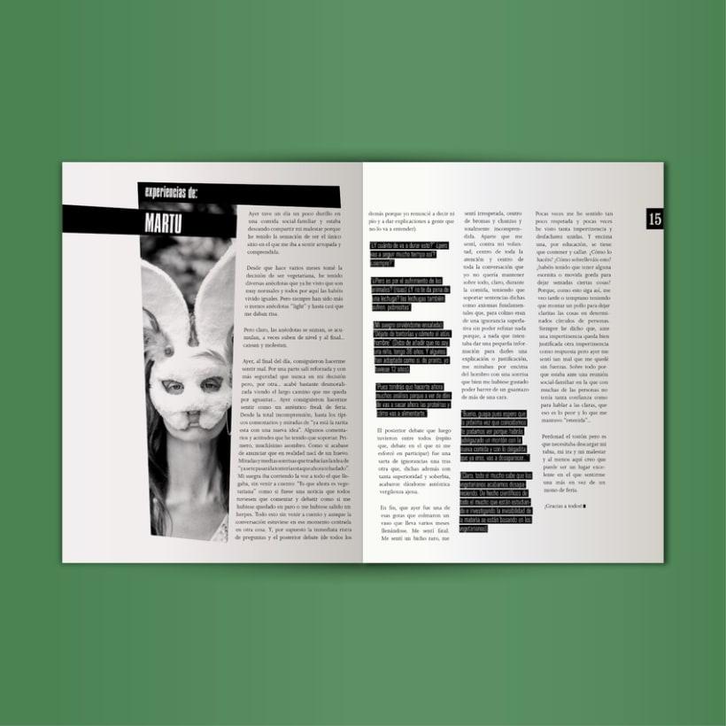 """Comehierba"" Magazine 7"