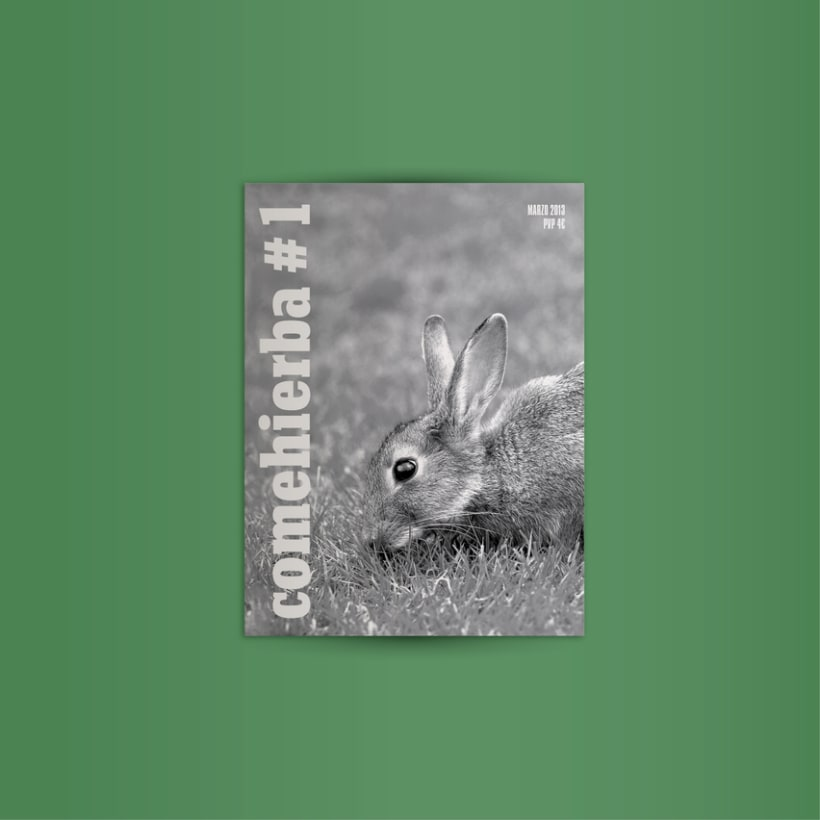 """Comehierba"" Magazine 0"