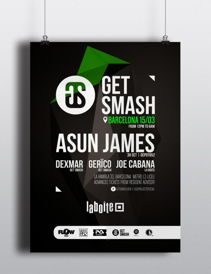 Get Smash Event nº2 2