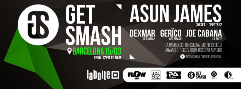 Get Smash Event nº2 3