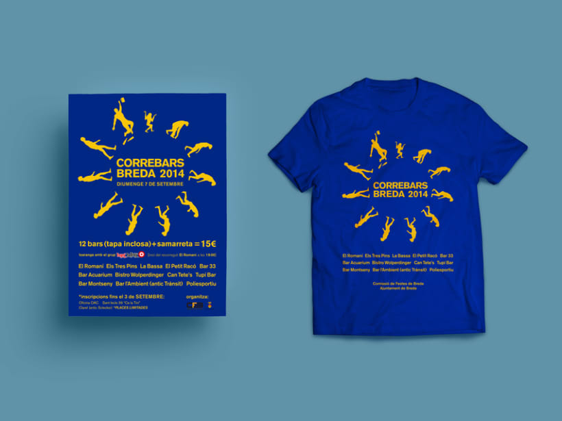 Poster and Tshirt Design 2
