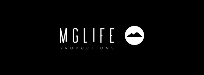 Mglife Productions Branding 1