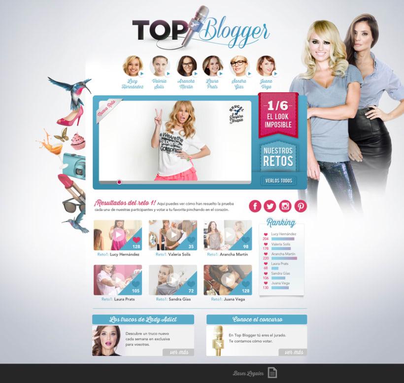 Top Blogger 2