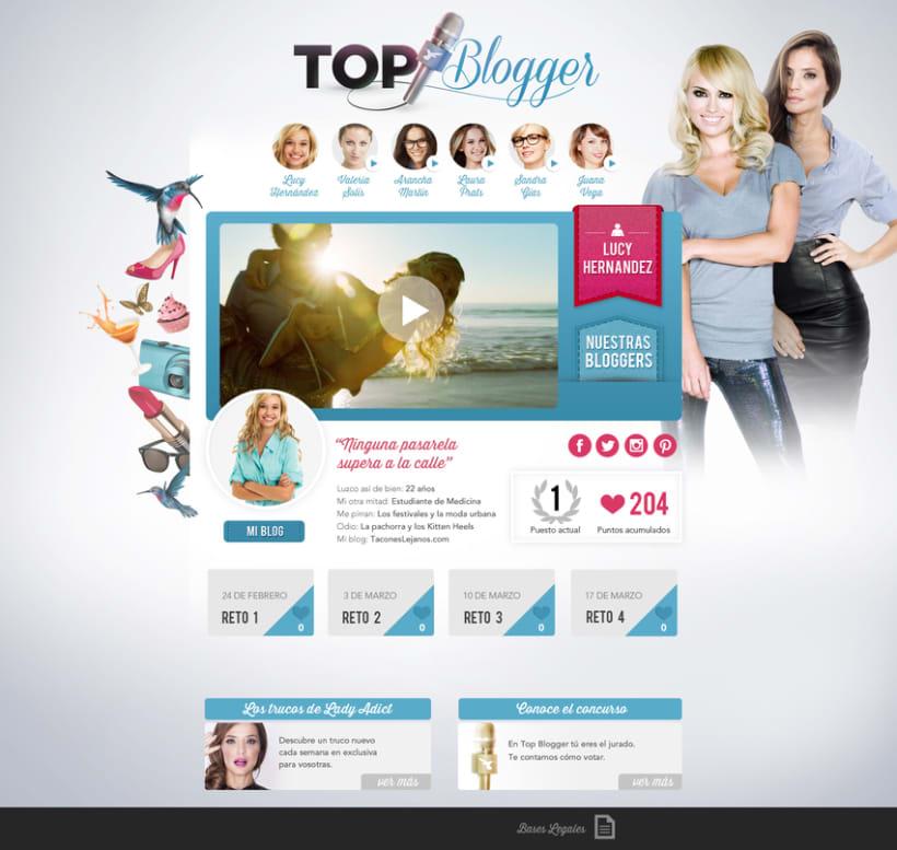 Top Blogger 3
