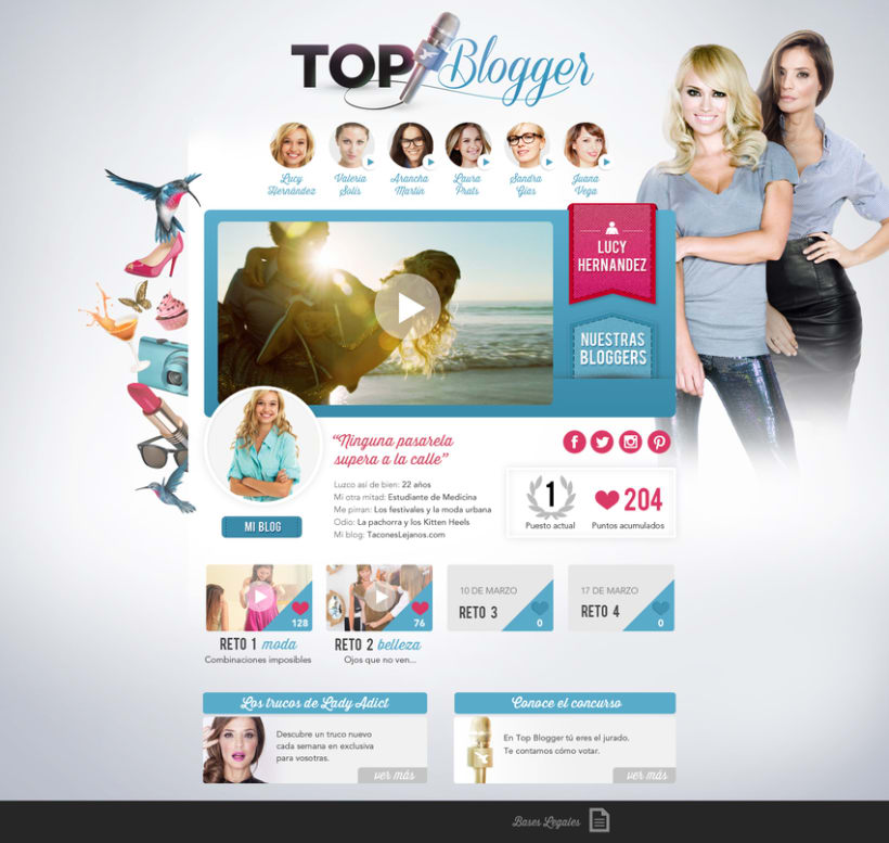Top Blogger 4
