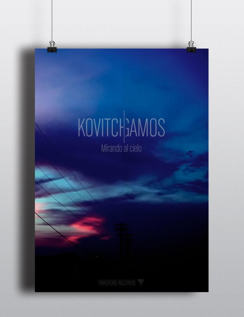 """""""Mirando al cielo"""" Album cover 3"""