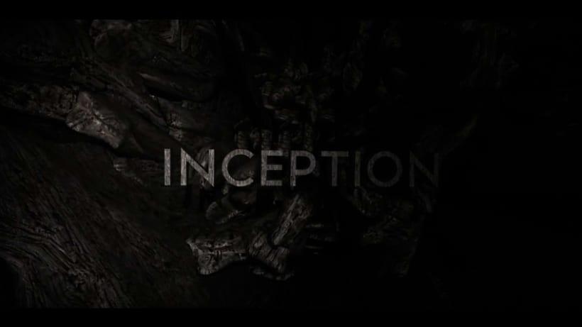 """Inception"" Film titles 8"