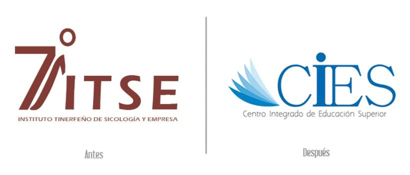 Renovación de Identidad Grupo ICSE 0