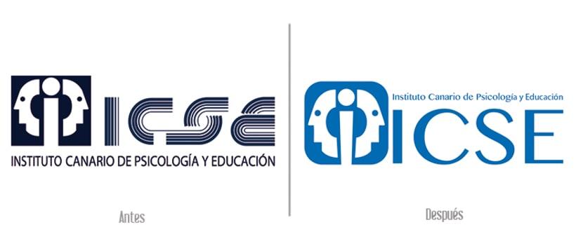 Renovación de Identidad Grupo ICSE 1