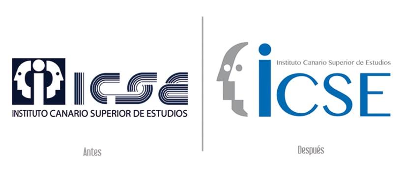 Renovación de Identidad Grupo ICSE 2