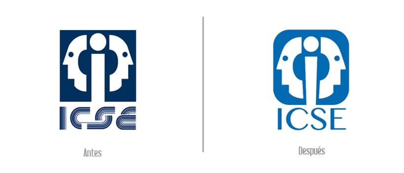 Renovación de Identidad Grupo ICSE 3