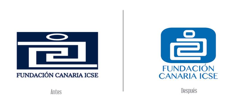 Renovación de Identidad Grupo ICSE 8