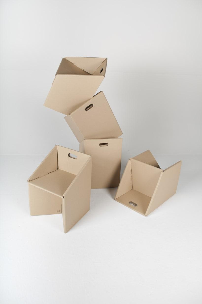 Carton Chair 0