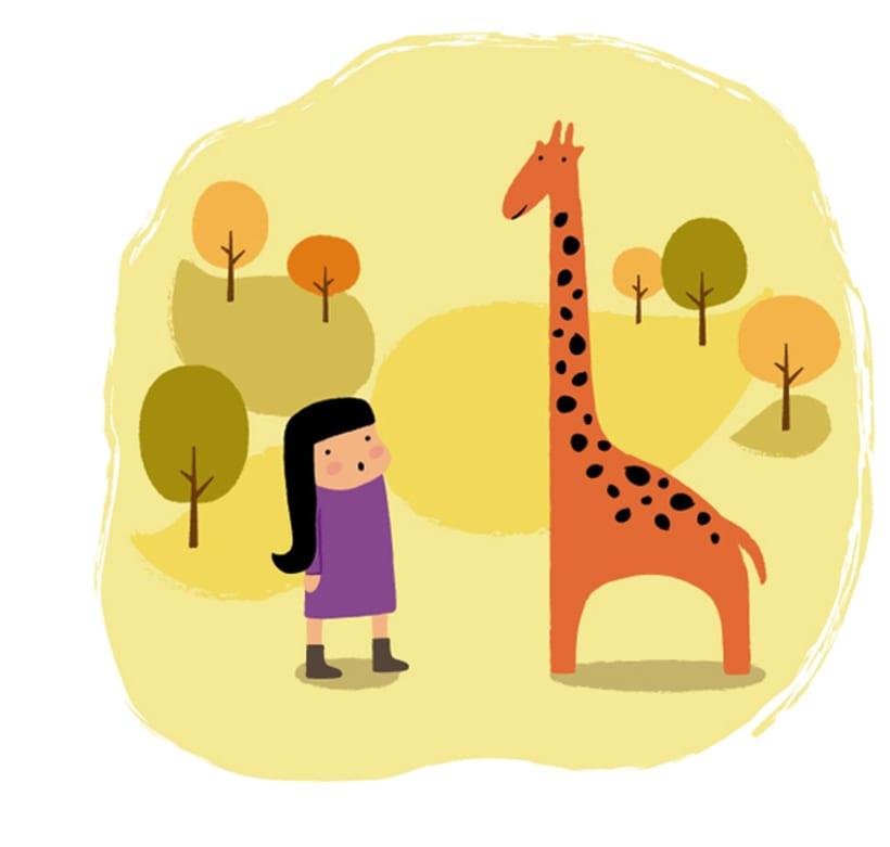 Ana y el zoo 4