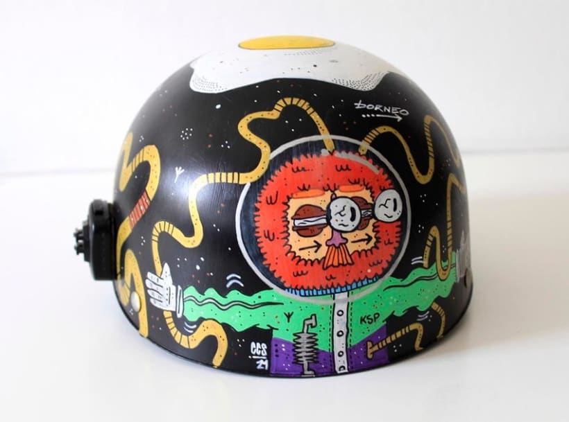 Helmet  -1