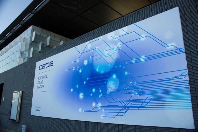 Diseño de escenario CEOE -1