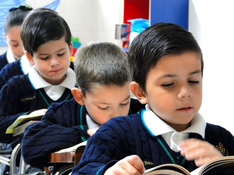 Instantes en la escuela 1